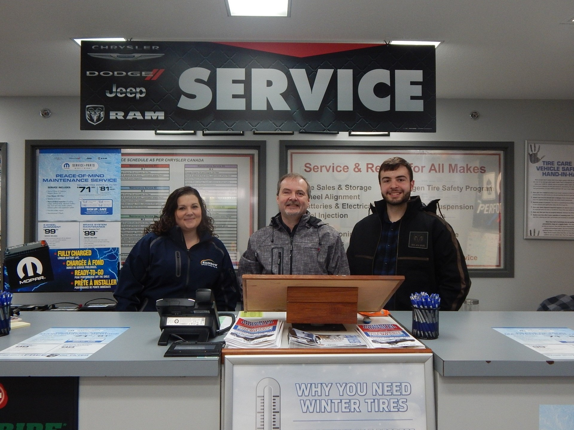 Service Store