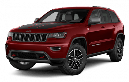 Red Jeep Grand Cherokee for Sale in Prince Rupert, BC