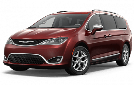 Red Chrysler Pacifica for Sale in Prince Rupert